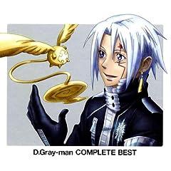 D.Gray-man COMPLETE BEST(DVD�t)