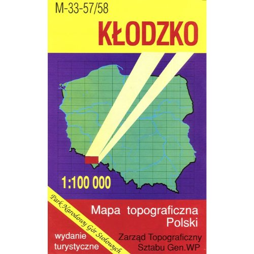 Klodzko Region Map