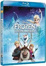 Frozen: El Reino Del Hielo [Blu-ray]