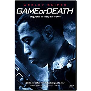 "ENTER TO WIN A DVD COPY OF ""GAME OF DEATH"" 3"