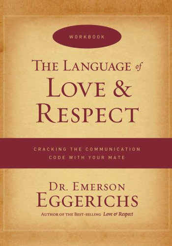 biography of author dr emerson eggerichs booking