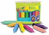 2X Crayola Beginnings Jumbo Crayons (24)