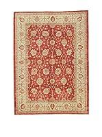 L'Eden del Tappeto Alfombra Agra Rojo / Beige 233  x  169 cm