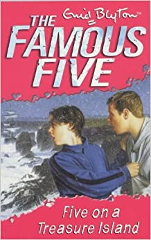 Famous Five On A Treasure Island Book Review