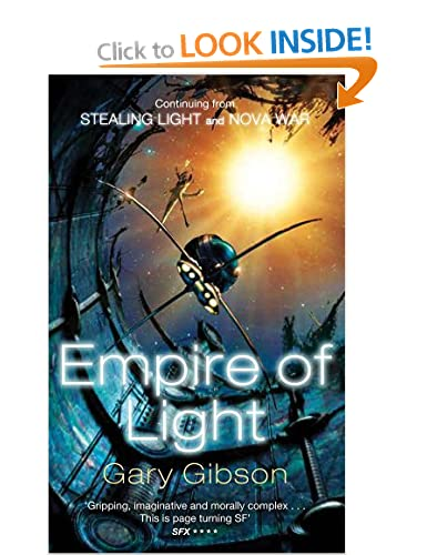 Empire of Light Shoal Book 3 - Gary Gibson