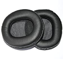 buy Ath M30 M35 M40 M50, M50S, Sony Mdr-7506, Mdr-V6, Mdr-Cd900St Headphones Replacement Ear Pad / Ear Cushion / Ear Cups / Ear Cover / Earpads Repair Parts