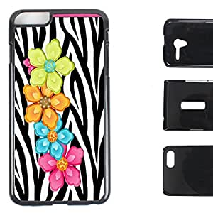 DooDa - For Gionee Pioneer P4S Snap-on Silicon Shoulder & PU Leather Back Case Cover, Fancy Fashion Designer With Full Protection