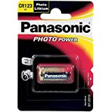 Panasonic Photo Lithium Battery CR123AL x 1 (discontinued by manufacturer)