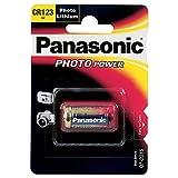 "Panasonic Lithium CR123A 3V 1400mAhvon ""Panasonic"""