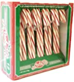 Sathers 675050 Bobs Red & White Candy Canes