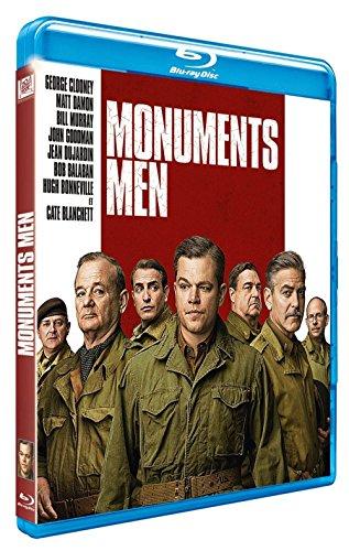 Monuments Men [Blu-Ray Disc]