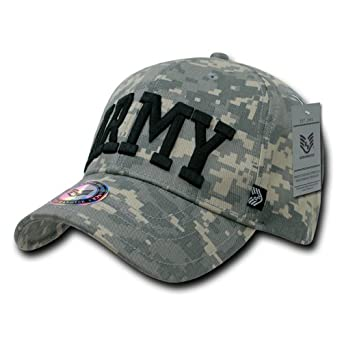 Rapiddominance Army Universal Digital Branch Cap