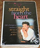 img - for Straight from the Heart book / textbook / text book