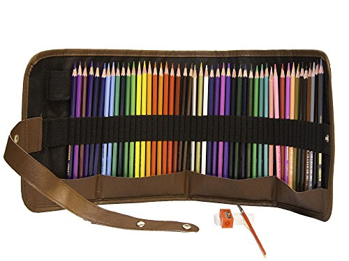 Premium Coloring Pencils - Great Wet or Dry