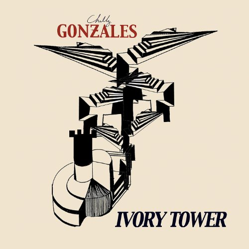 Chilly Gonzales I Am Europe album cover