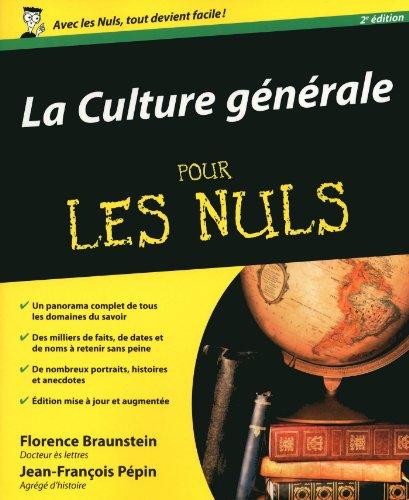 la-culture-generale-pour-les-nuls