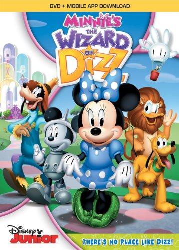 Minnie'S The Wizard Of Dizz front-192352