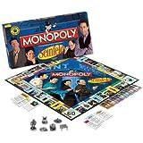 Seinfeld Edition Monopoly Board Game