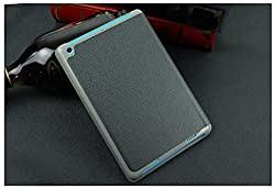 Defender MOFI Smart Slim Leather Flip Tri Fold Stand Cover Case with Wake Sleep Sensor For India Xiaomi Mi Pad 7.9