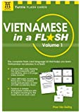 Vietnamese in a Flash Kit Volume 1 (Tuttle Flash Cards)
