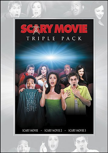 Scary Movie Triple Pack (Scary Movie / Scary Movie 2 / Scary Movie 3)