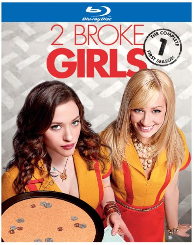 Cover art for  2 Broke Girls: The Complete First Season [Blu-ray]