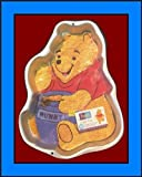 Wilton Cake Pan: Winnie the Pooh Bear with Hunny Pot #2105-3000, 1995 ~ Retired