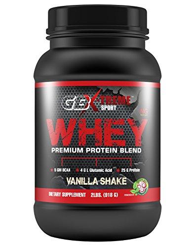 Go Sport Xtreme lactosérum Premium vanille