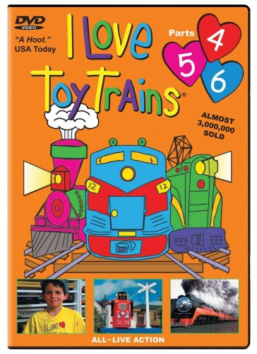 I Love Toy Trains, Parts 4-6