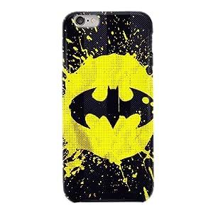 iPhone 6 Plus Batman Splash Design Printed Hard Back Case Mobile Cover
