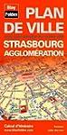 Plan de Strasbourg et de son agglom�r...