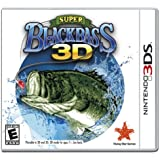 Super Black Bass 3D - Nintendo 3DS