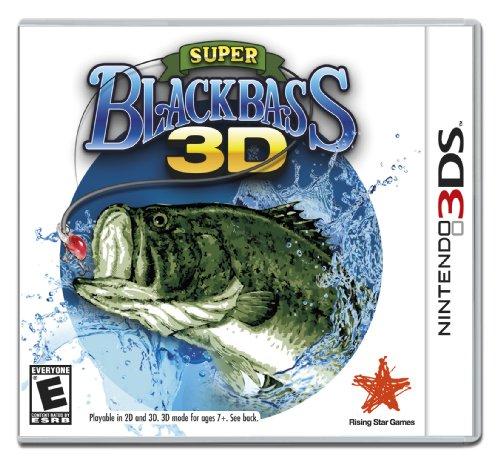 Super Black Bass 3D - Nintendo 3DS - 1