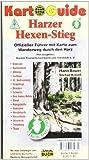 Karto-Guide: Harzer Hexen-Stieg: Der offizielle F�hrer mit Karte zum Wanderweg durch den Harz