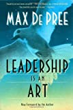 Leadership Is an Art (0385512465) by Max Depree