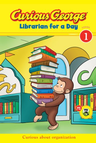 Curious George Librarian for a Day