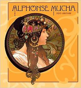 Alphonse Mucha 2015 Wall Calendar: Amazon.co.uk: Alphonse Mucha