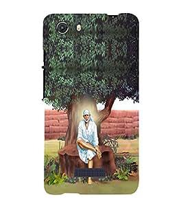 ifasho Designer Phone Back Case Cover Micromax Unite 3 Q372 :: Micromax Q372 Unite 3 ( Hathi Elephant Art )