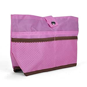 Aspire Organization Purse Insert, Handbag Organizer - Pink - Double Side Useable