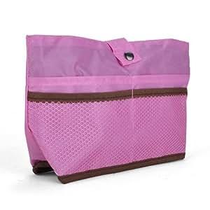 Aspire Organization Purse Insert, Handbag Organizer - Pink - Double Side Useable