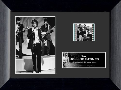 Buy Low Price Film Cells Rolling Stones (S2) Minicell Film Cell Figure (B002EX88EQ)