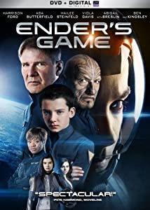 Ender's Game (+UltraViolet Digital Copy)