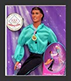 Olympic Skater Ken Doll Licensed Product U.S. Olympic Team 1998