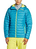 Columbia Chaqueta Powder Lite Hooded (Turquesa)