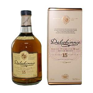Dalwhinnie 15yr Old Whisky - 700ml