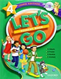 Let's Go 4 Student Book with CD-ROM (0194394352) by Hoskins Barbara