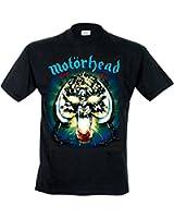 Motorhead Men Overkill Short Sleeve T-Shirt