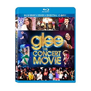 Glee: The Concert Movie on Blu-ray