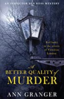 A Better Quality of Murder (Lizzie Martin 3)