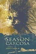 A Season in Carcosa by Laird Barron, Gemma Files, Michael Kelly, Robin Spriggs, John Langan, Cody Goodfellow, Allyson Bird, Simon Stranzas cover image